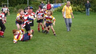 U10's Sandal Vs Cleck 19th Oct 09