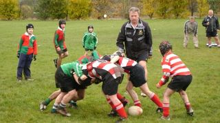 U10s Keighley Vs Cleckheaton 9th Nov 08