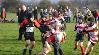 U10's Cleck Vs Old Brods Dec 2008