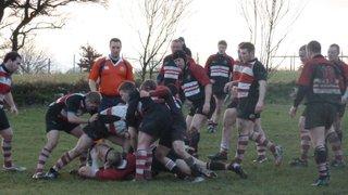 Old Brods 2nd v Cleck Kestals. Jan 8 2010.