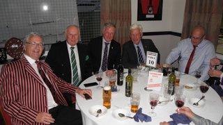 Annual club dinner season 2018-19