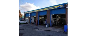 Mike O'Sullivan Garage Services Third Division