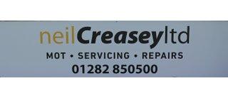 Neil Creasey