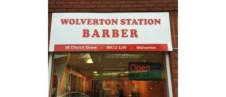 Wolverton Station Barber