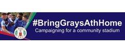 #BringGraysAthHome - #BringGraysAthHome