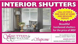 SHUTTERS BY SUZANNE