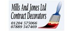 Player Sponsor - Mills & Jones Ltd