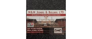 M & M Joiners and Builders