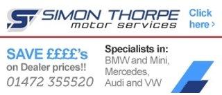 Simon Thorpe Motor Services