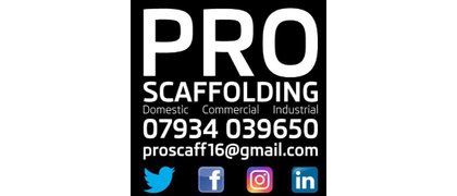 Pro Scaffolding solutions