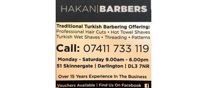 Hakan Barbers