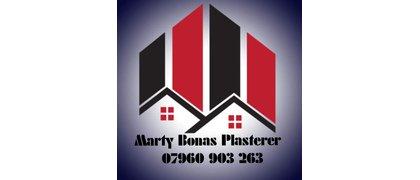 Marty Bonas plasterer