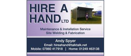 Hire a Hand Ltd