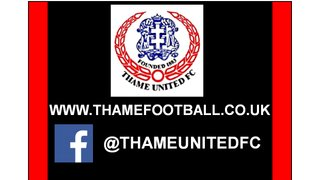 Carl Catling and @THAMEUNITEDFC