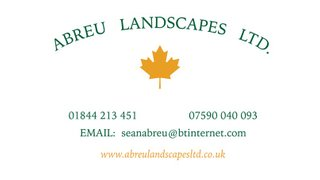 Abreu Landscapes Ltd