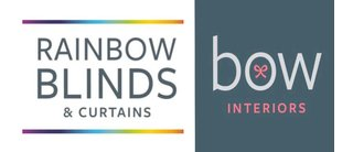Rainbow Blinds and Bow Interiors