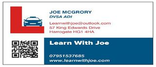 Learn with Joe