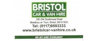 BRISTOL Car & Van Hire
