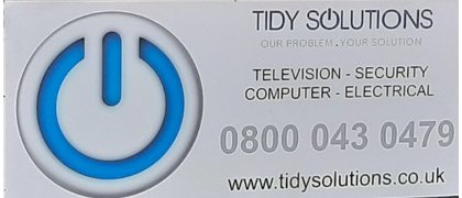 Tidy Solutions