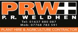 Grounds Sponsor - P R Weldhen Plant Ltd