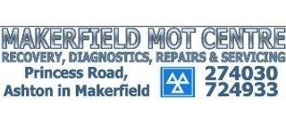 Makerfield MOT Centre