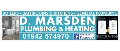 D Marsden Plumbing & Heating