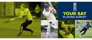 Cricket Playing Survey 2019