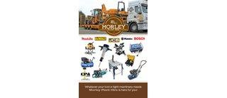 Morley Plant Hire Ltd.