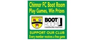 Chinnor FC Bootroom Fundraising Initiative