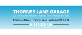 Thornes Lane Garage