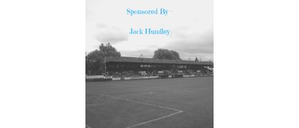 Jack Hundley - Player Sponsor