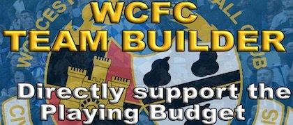 WCFC Team Builder