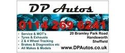 Board Sponsor - DPAutos