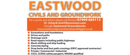 Eastwood Civils and Groundworks