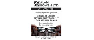 Alan Bowen Optometrist