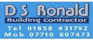 DS Ronald Building Services