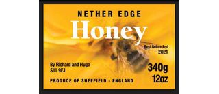 Nether Edge Honey
