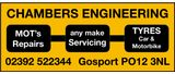 Sponsor - Chambers Engineering