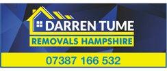 Sponsor  - Darren Tume Removals
