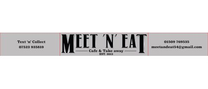 Meet 'N' Eat  cafe and Takeaway