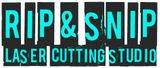 Club Sponsor - Rip & Snip Laser Cutting Studio