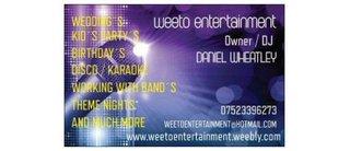 Weeto Entertainment