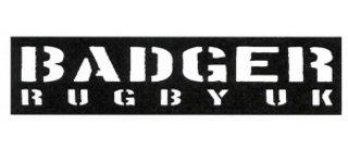 Badger Rugby