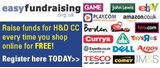 Raise Club Funds - Easyfundraising