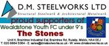 Under 14A - Sponsor - DM Steelworks Ltd