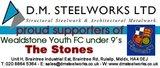 Under 14A - Sponsor - DM Steelworks Ltd