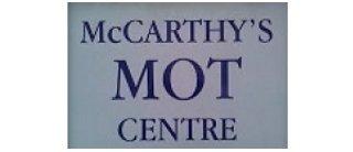 MCCARTHY MOT CENTRE