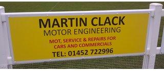 Martin Clack Motor Engineering
