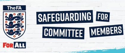 FA Safegurding for Committee Members