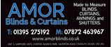 Pitchside Board Sponsor - Amor Blinds